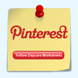 Follow Daycare Worksheets on Pinterest