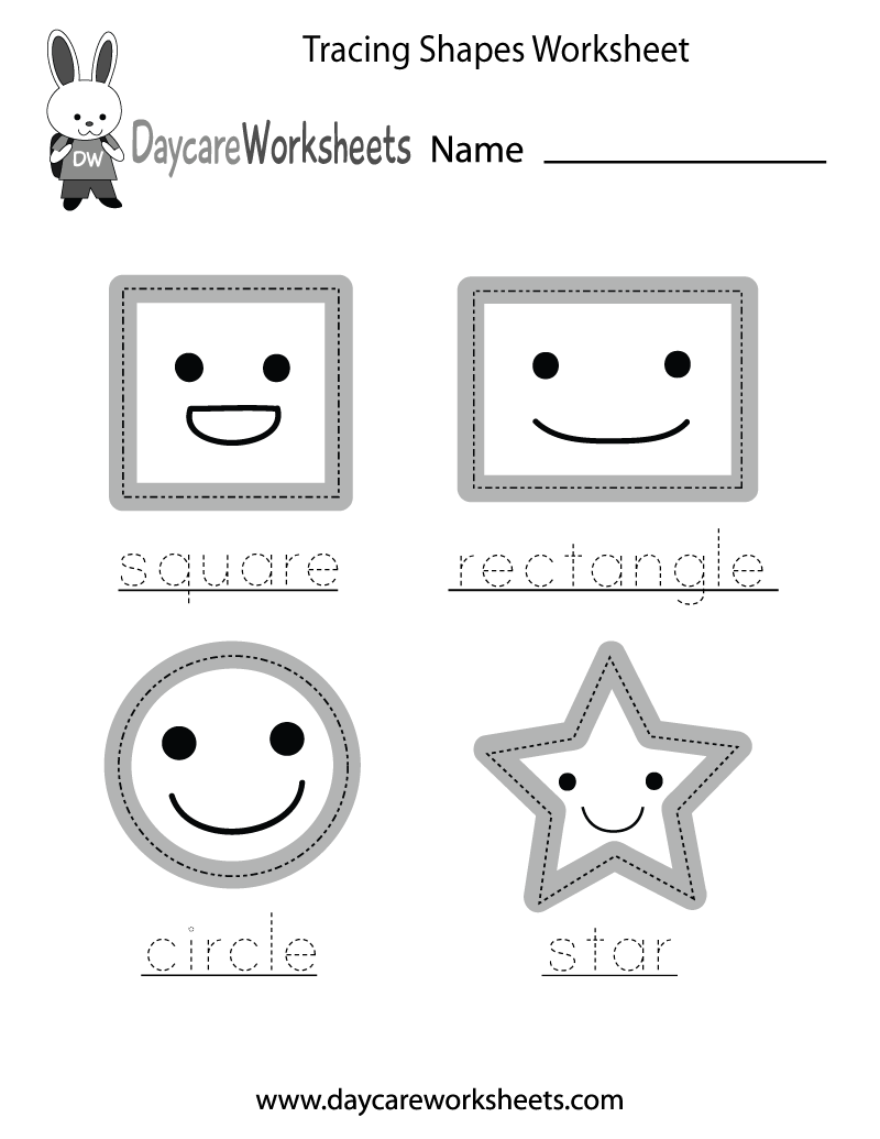 Identify Shapes | Shapes | Pinterest | Worksheets, Kindergarten ...
